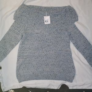 NWT Lauren Conrad winter sweater